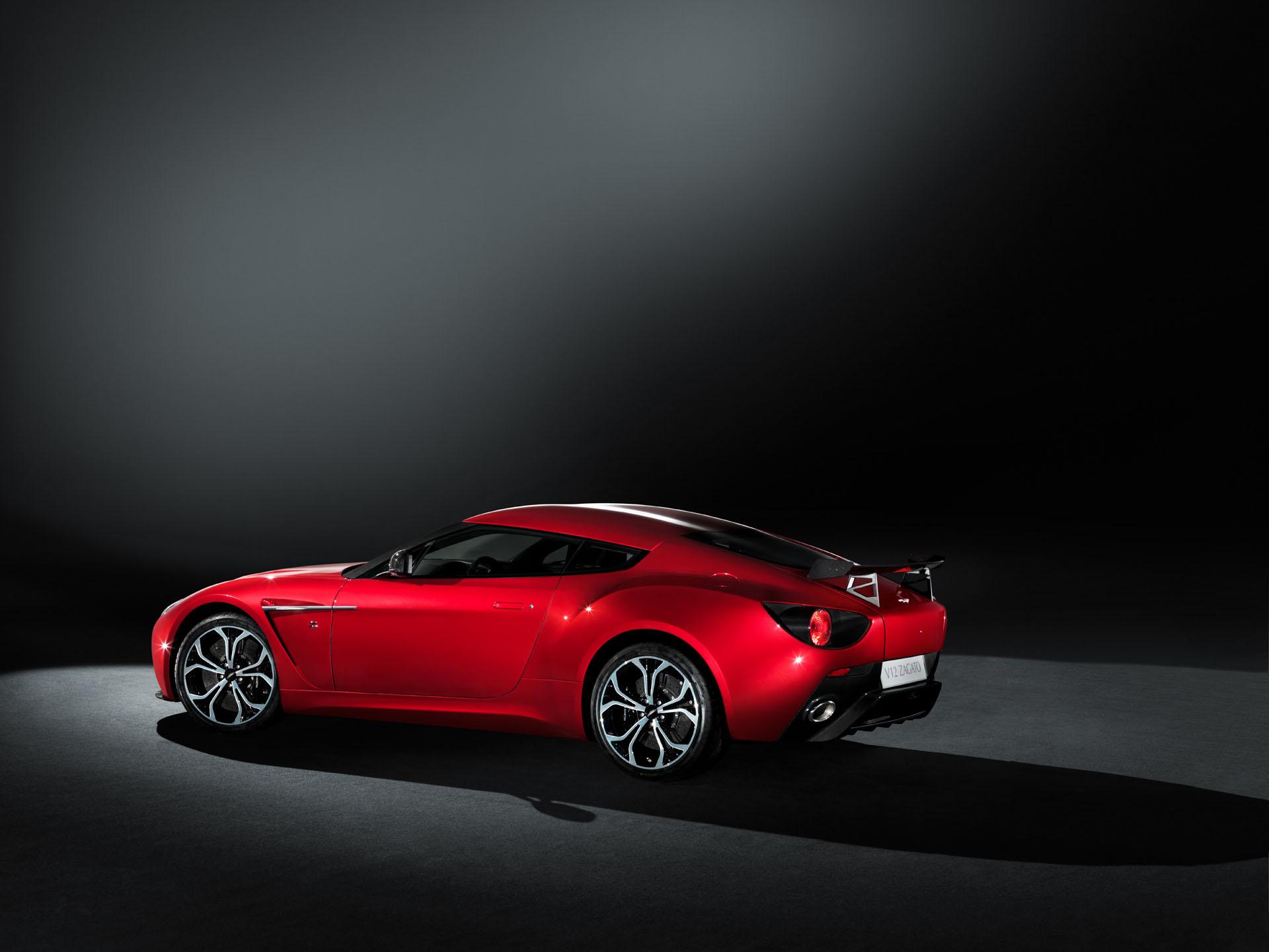 Aston Martin V12 Zagato – krása pro vyvolené